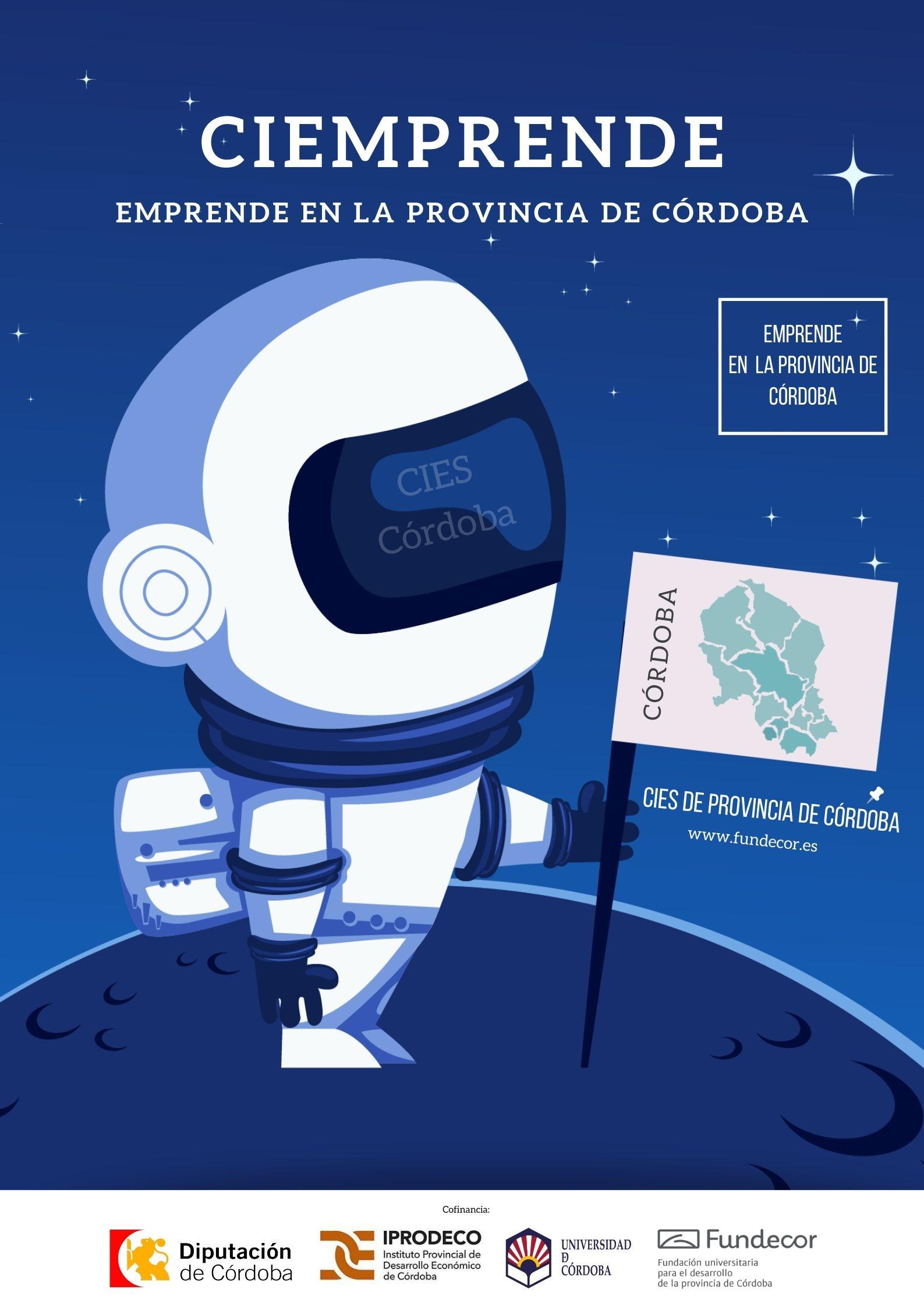 CIEMPRENDE: Emprender en la Provincia de Córdoba es posible