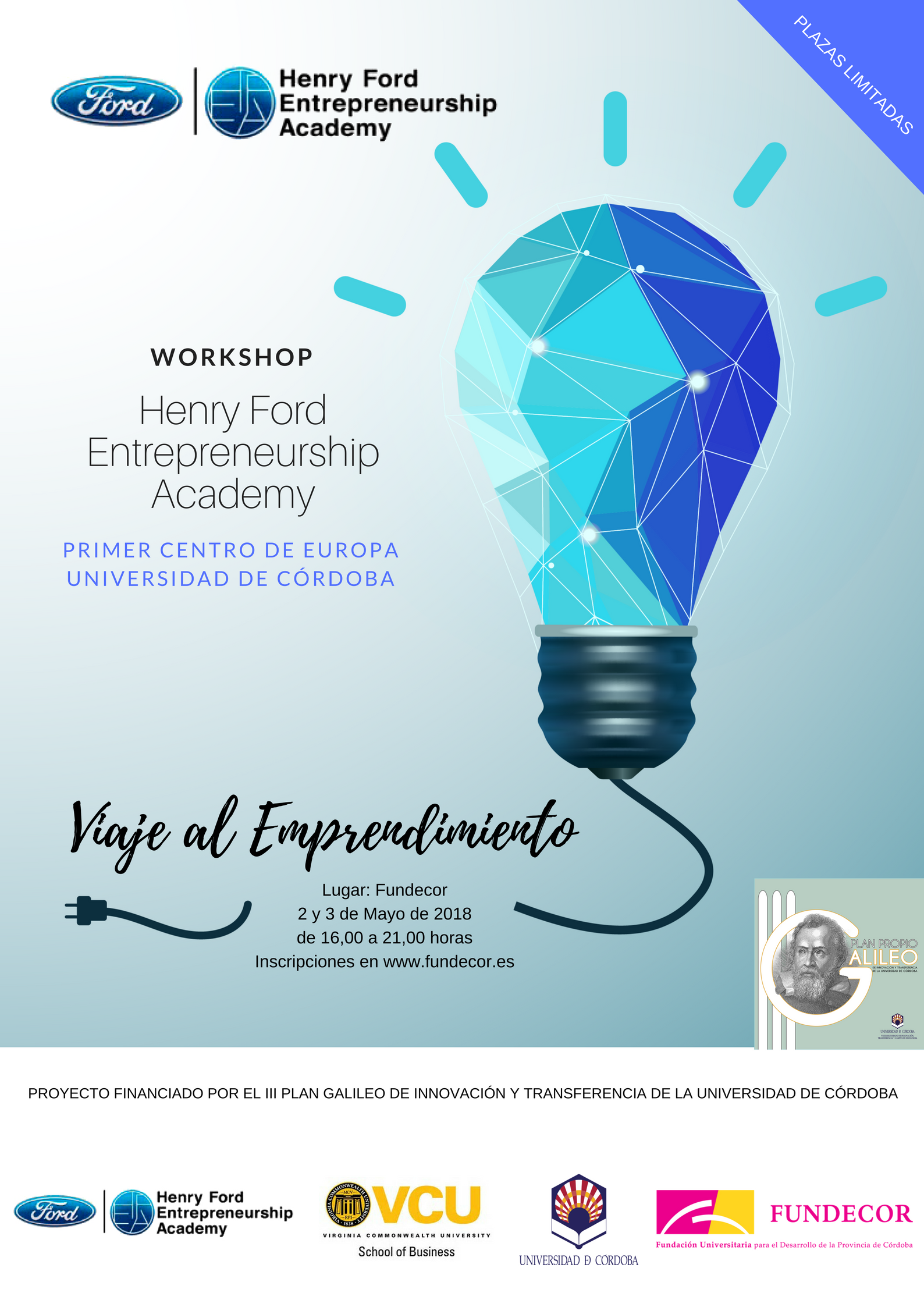 Workshop gratuito: