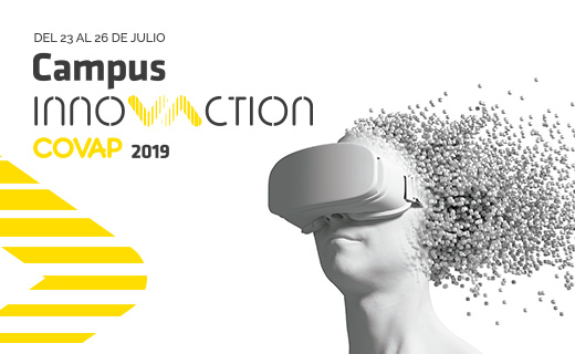 Campus Innovaction COVAP - 23 al 26 de Julio de 2019