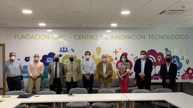 Colaboración entre el Consejo Social de la UCO y el Centro de Innovación para la Construcción Sostenible