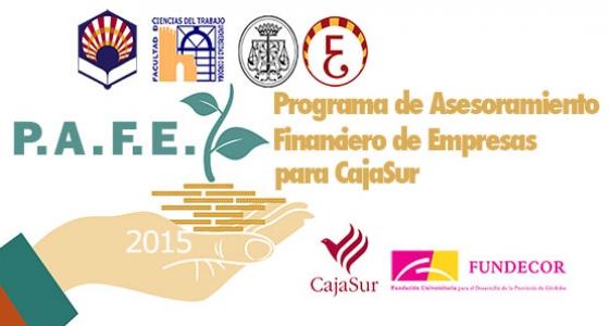PAFE: Programa de Asesoramiento Financiero de Empresas para Cajasur